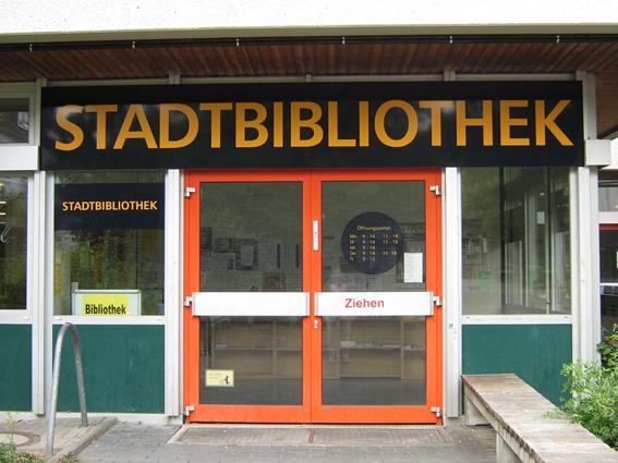 Stadtbibliothek Kassel-Oberzwehren